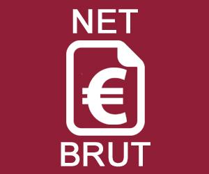 Calcul du salaire Net en Brut